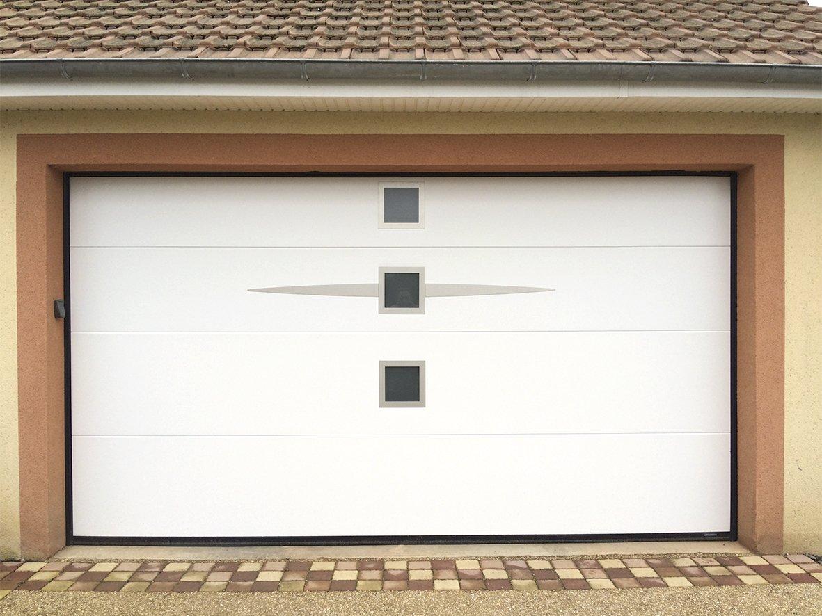 Menuiseries extérieures - Portes de garage